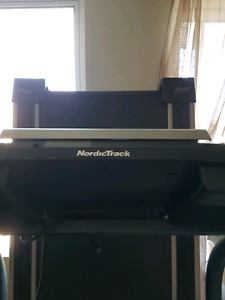 NordicTrack Treadmill.....EUC. Used a few times.
