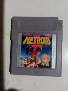 Metroid 2 Return of Samus