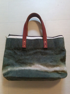 Antigonish Bag Company - Large Waxed Canvas Bag