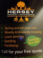 Property Maintenance Weekly/bi-weekly lawn mowing
