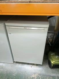 Bosch undercounter fridge with warranty at Recyk Appliances
