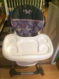 Baby & Trend High Chair