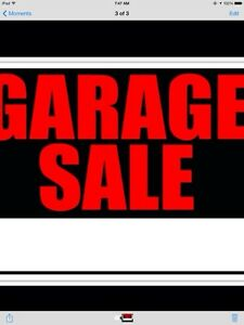 1826-17th Ave West Garage Sale