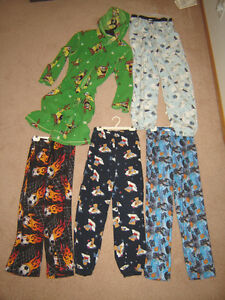 Boys Pj's, Clothes, Jackets - sz 10, 10/12, 12, M, L