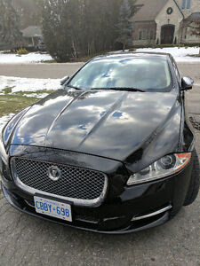 2012 Jaguar XJL with Jag Certified Warranty