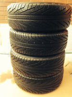 MICHELIN HYDROEDGE BRAND NEW TIRES 195 60 15