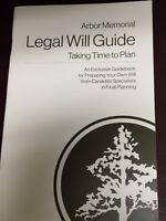 Free Legal Will & Registry Estate Planner