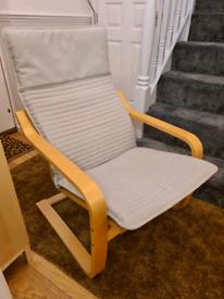 2 IKEA Armchair used.