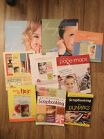 New Scrapbooking Books