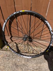Bike bicycle wheel mavic cross ride wheels