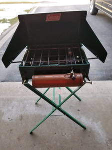 Coleman 4m Suitcase stove with stand