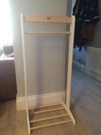 Pin Furniture Nursery Hanging Rail £25