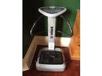 Gadget fit vibration plate wobble board