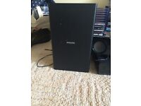 Philips home cinema system in excellent condition