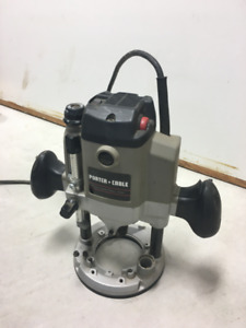 Porter Cable Plunge Router Model 7529