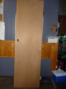 BI-Fold Door  Wood New plus 2 used Doors $10.00 EACH