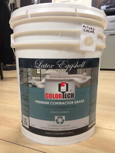 FACTORY DIRECT PAINT - $49.95 for a 5 gallon eggshell latex