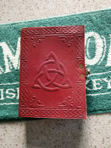 Celtic Journal/Sketchbook/Travel Notebook/Diary/Scrapbook