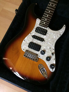 Killer 2011 Fender Standard Stratocaster with DiMarzios