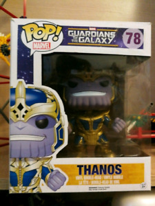 Marvel Thanos 6 inch funko pops