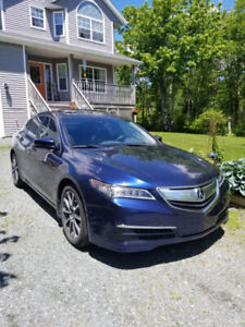 Lease BuyOut on a 2015 Acura TLX AWD Tech