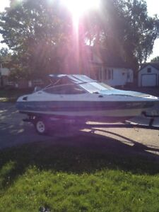 1992 Bayliner Capri As is Best Offer Takes it!
