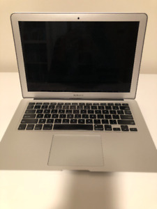 Macbook Air (13 pouces, Mi-2012)