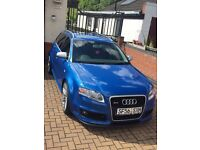 AUDI RS4 AVANT ESTATE CONVERSION 2.0TDI QUATTRO