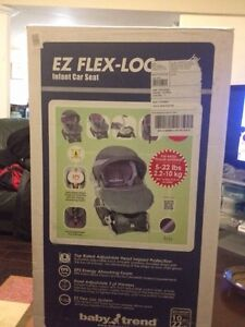 Infant car seat and carrier