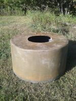 Large Fibreglass Containers