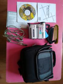 SONY digital video camcorder DV1000