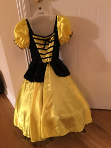 costumes Halloween pour fille 6-10 ans