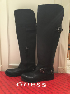GUESS Woman's Riding Boots