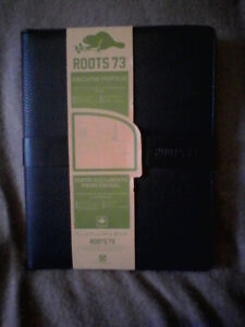 Roots73 Writting Case / Padfolio. New w/tags