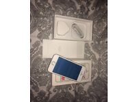 iPhone 5s 16gb EE Gold & White