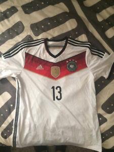 Chandail de soccer XL adidas de l'Allemagne