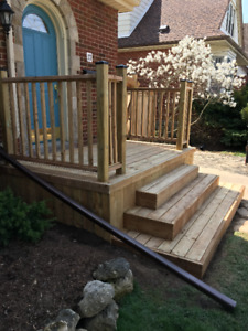 Landscaping , Lawn, Fence and Deck solutions