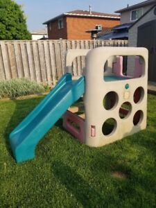 Step2 and Little Tikes Climber