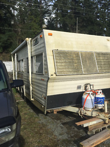 1977 Holidaire 24ft