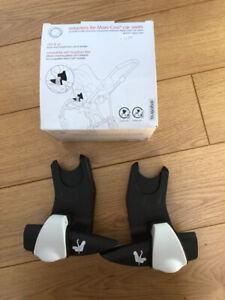 Adapters for Maxi-cosi carseat ( Compatible with bugaboo bee)