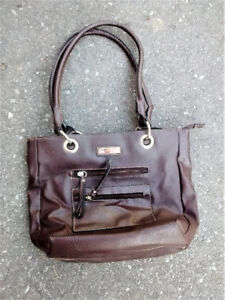 Ladies Brown Strada Purse