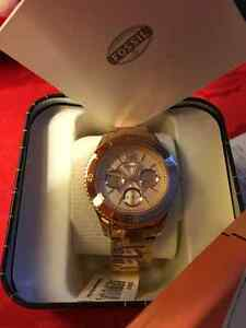 Fossil Watch BRAND NEW Peterborough Peterborough Area image 1