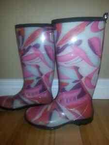 Stylin' Kamik Rubber boots