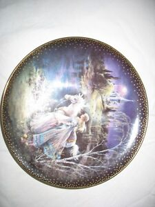 The Diamond Unicorn Series Collector Plates By The Franklin Mint Gatineau Ottawa / Gatineau Area image 9