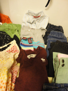 Childrens (girls  Clothes