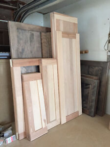 Cabinet Doors and Drawer Faces