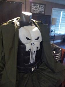 Punisher Latex Armor costume