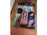 Heely's Dual Up Wheely's -Girls' sneakers