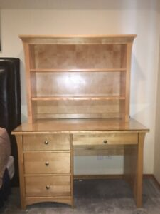 Quality Desk and Bookcase