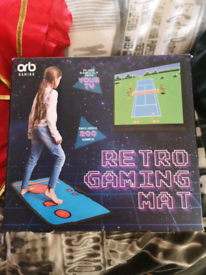 Retro gaming mat, never used just to see worked OK.